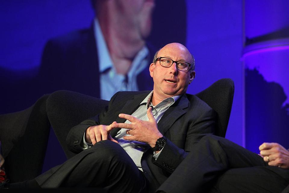 Vertex Pharmaceuticals chief executive Jeffrey Leiden said the company is evolving on its philanthropic side.